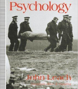 """Recensione di """"Survival Psychology"""" di John Leach"""